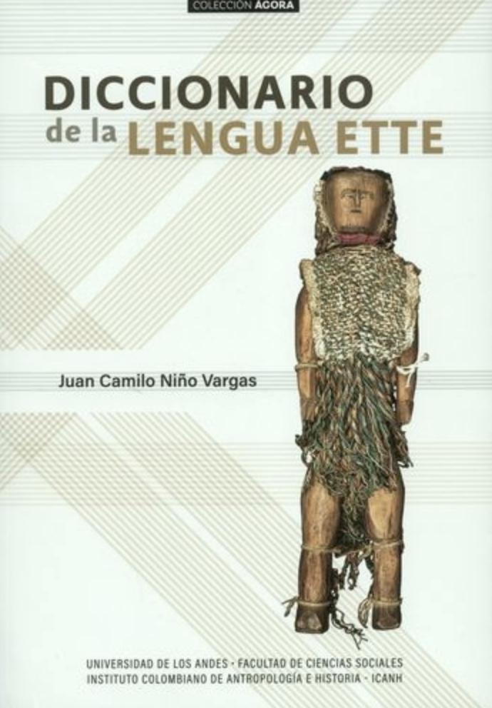 Diccionario de la lengua Ette