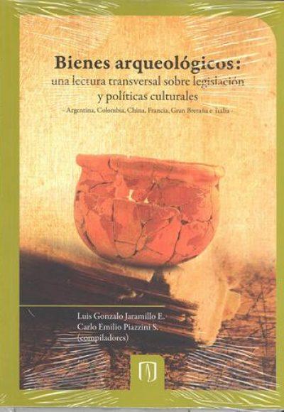 Publicación Bienes arqueológicos