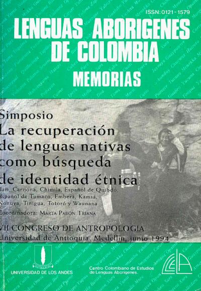 Lenguas Aborigenes De Colombia