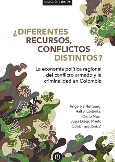 Publicación ¿Diferentes recursos, conflictos distintos?