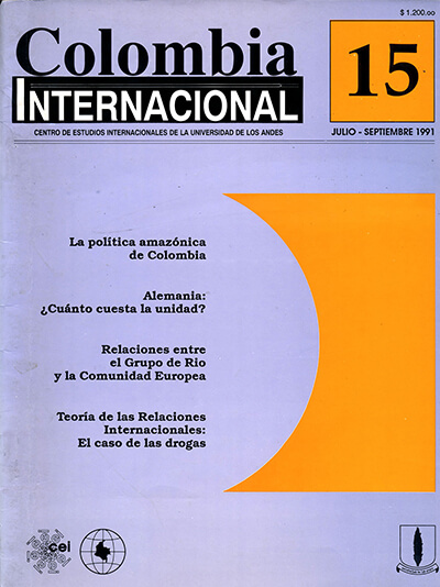 Colombiaint.1991.issue 15.largecover