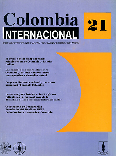 Colombiaint.1993.issue 21.largecover