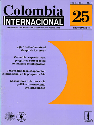 Colombiaint.1994.issue 25.largecover