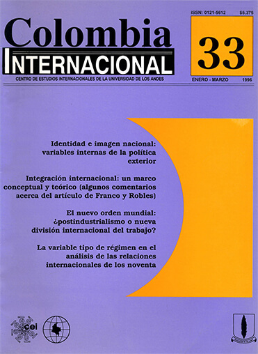 Colombiaint.1996.issue 33.largecover