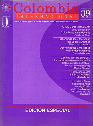 Colombiaint.1997.issue 39.largecover