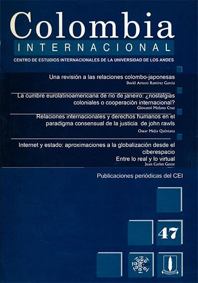 Colombiaint.1999.issue 47.largecover