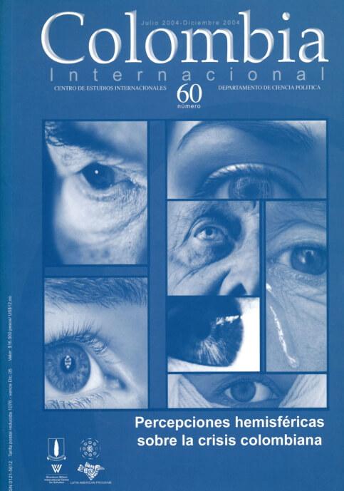 Revista Colombia Internacional 60 de la Universidad de los Andes