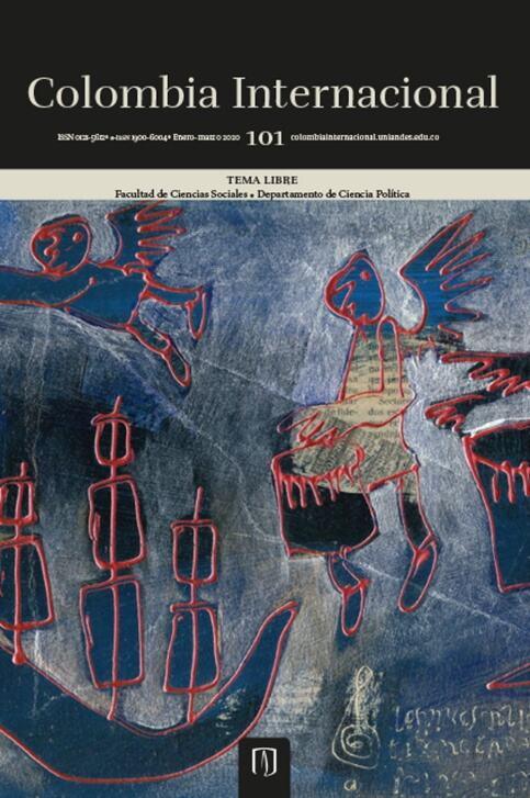Revista Colombia Internacional 101 de la Universidad de los Andes