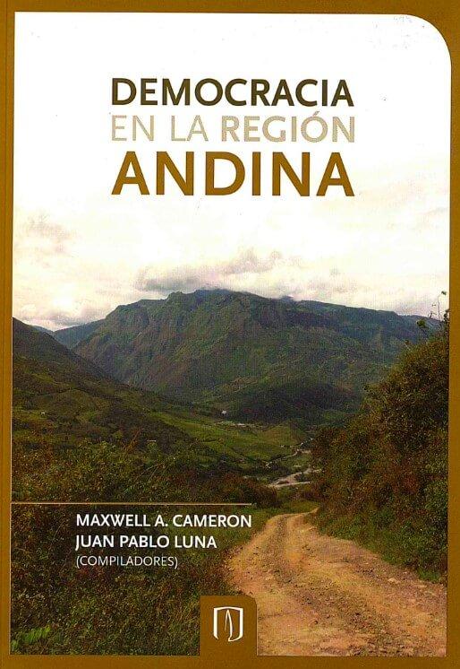 Publicación Democracia en la región andina