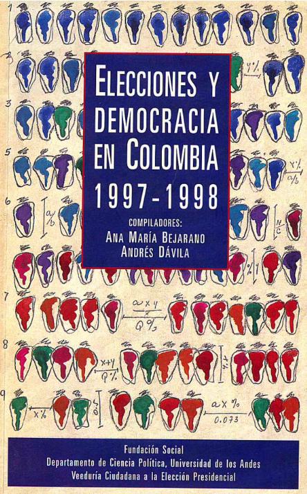 Elecciones y democracis en Colombia 1997-1998