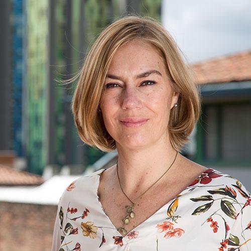 Angelika Rettberg Profesora del Departamento de Ciencia Política