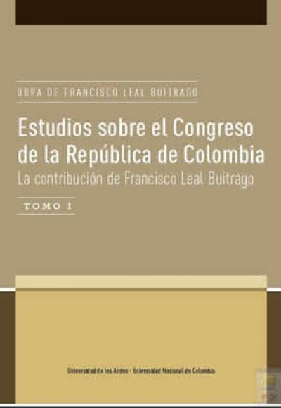 Publicación Obra de Francisco Leal Buitrago