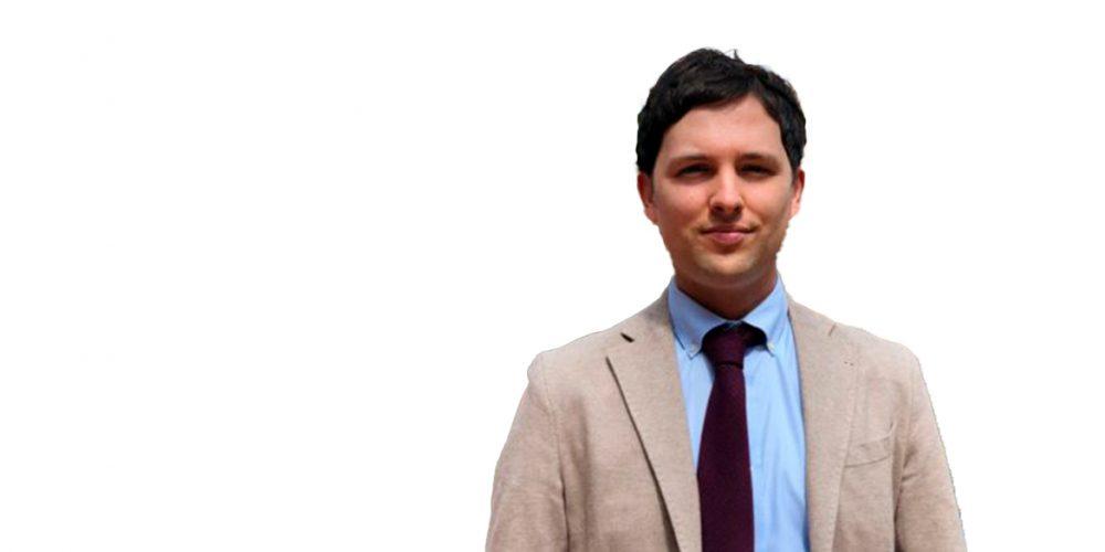 Luke Melchiorre Nuevo Editor
