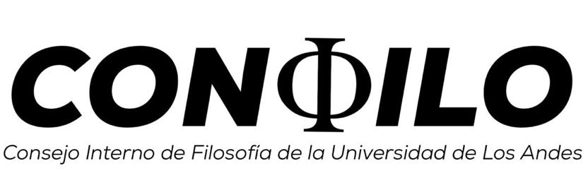 Consejo interno de Filosofía de la Universidad de los Andes