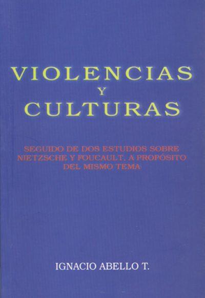Publicación Violencias y cultura