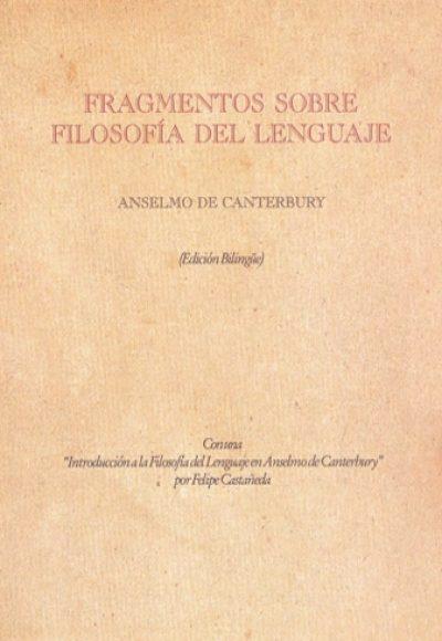 Fragmentos Sobre Filosofia Del Lenguaje