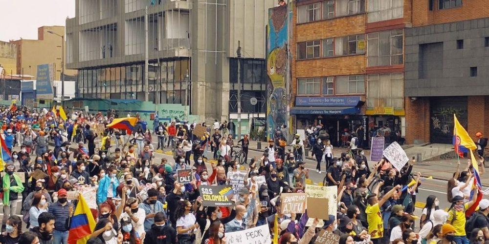 Protesta Marchar