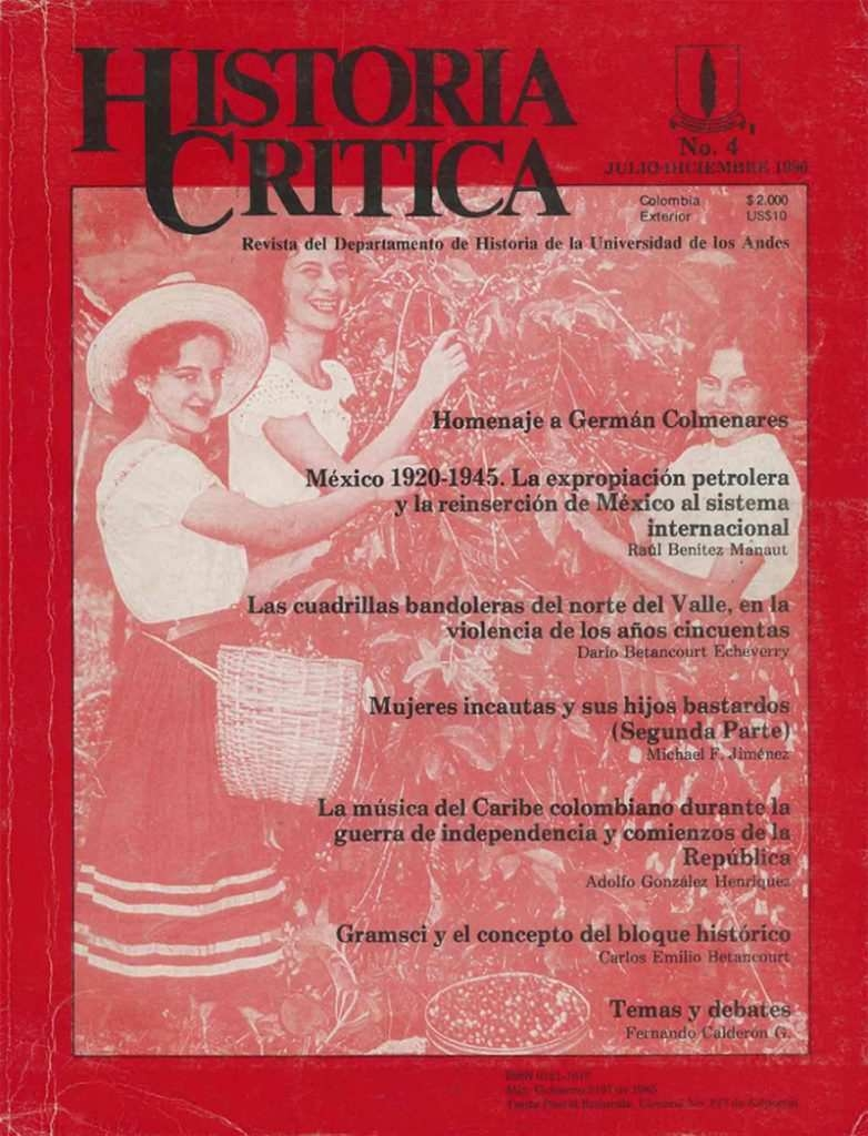 Histcrit.1990.issue 4.cover