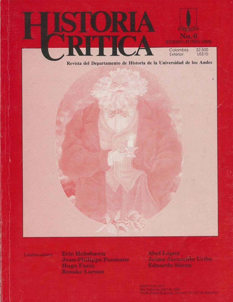 Histcrit.1992.issue 6.cover