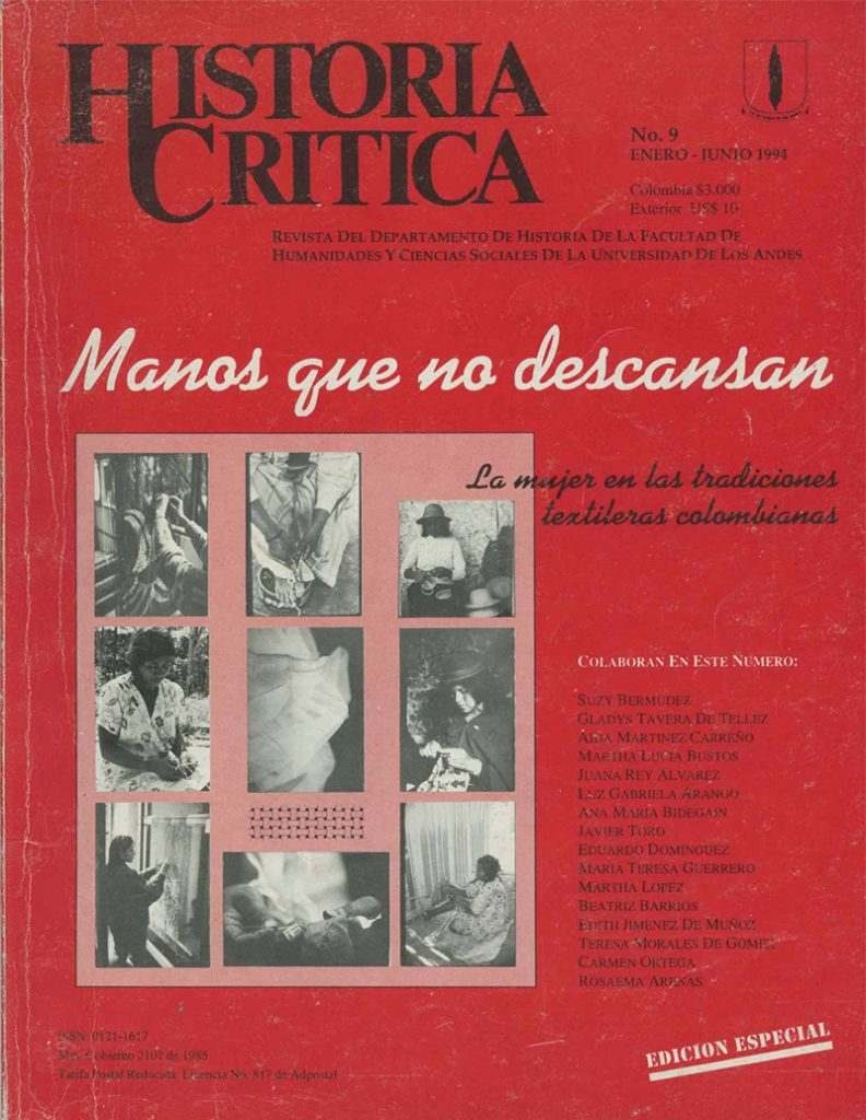 Histcrit.1994.issue 9.cover