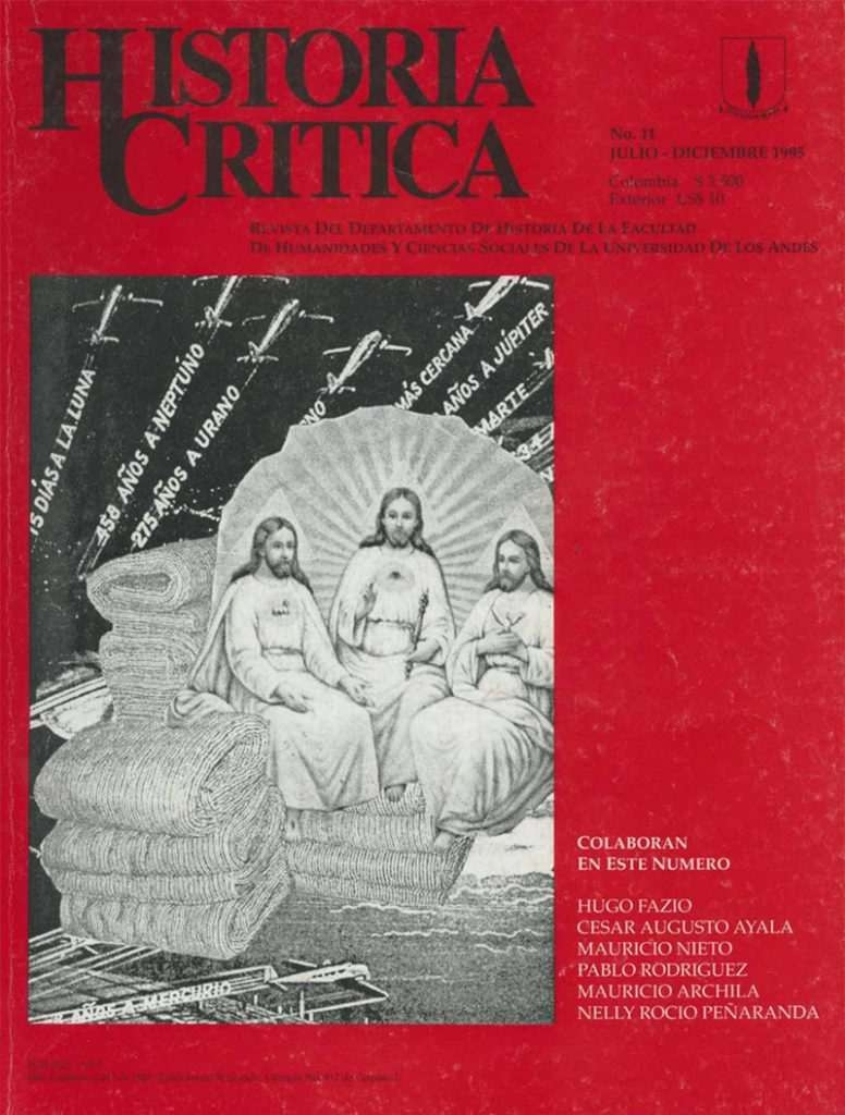 Histcrit.1995.issue 11.cover