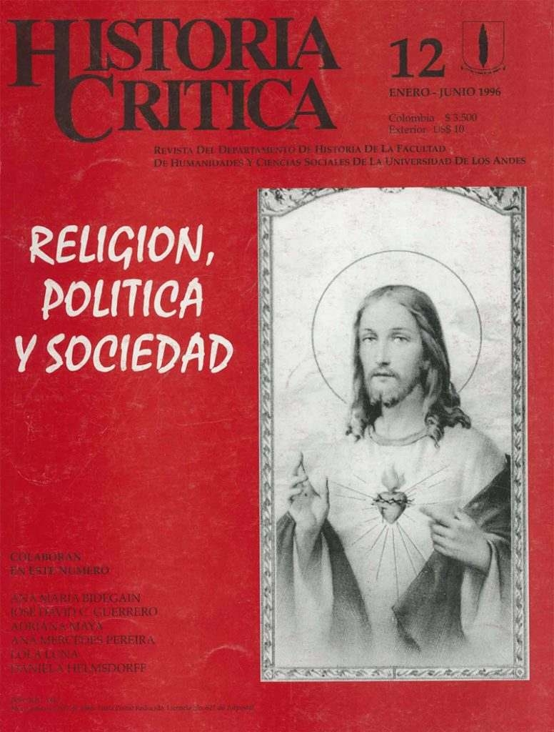 Histcrit.1996.issue 12.cover