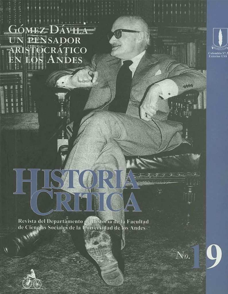 Histcrit.2000.issue 19.cover