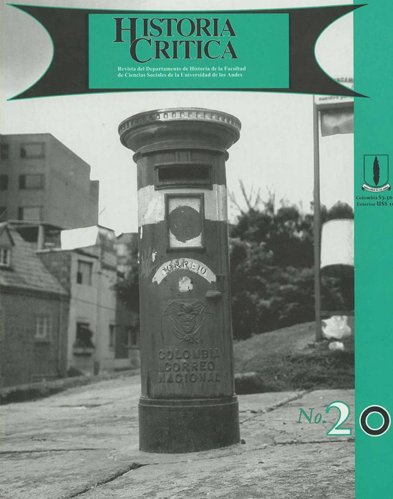 Histcrit.2000.issue 20.cover