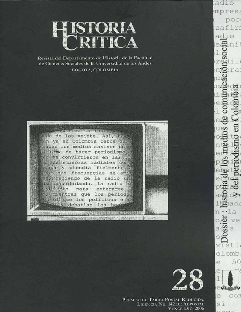 Histcrit.2004.issue 28.cover