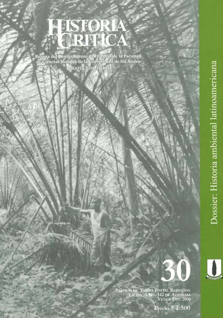 Histcrit.2005.issue 30.cover