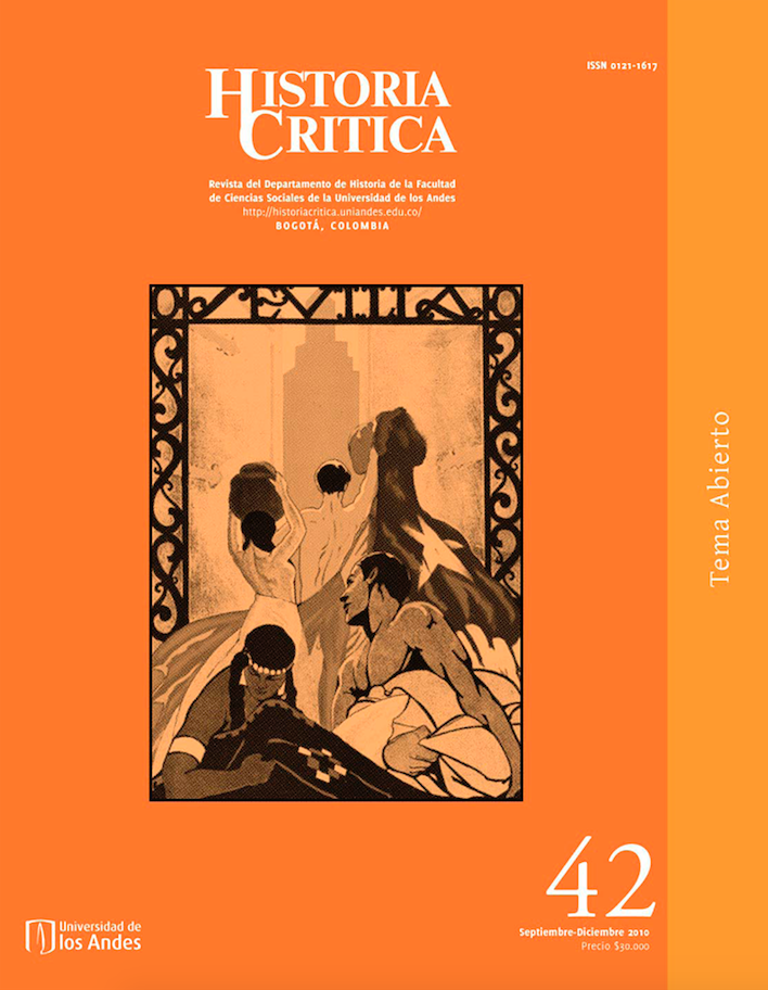 Histcrit.2010.issue 42.cover