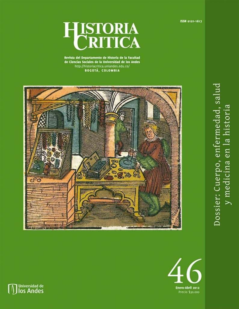 Histcrit.2012.issue 46.cover