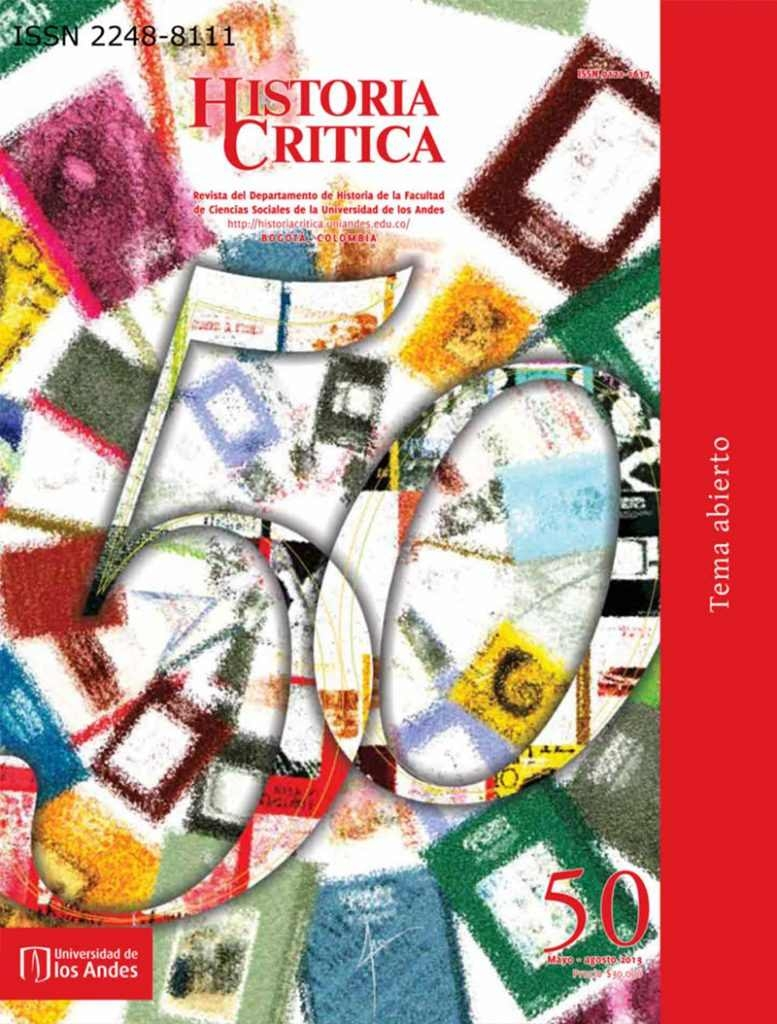 Histcrit.2013.issue 50.cover