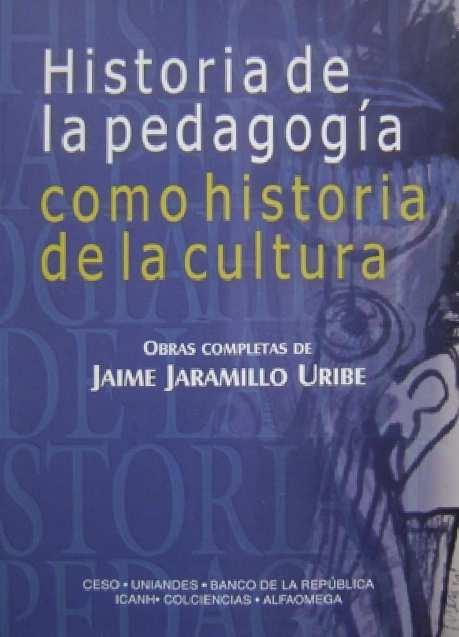 Historia de la pedagogía como historia de la cultura