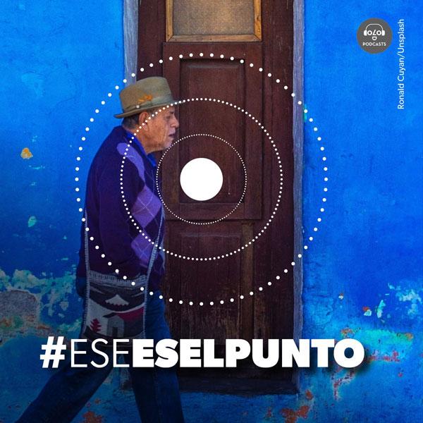 Podcast Eseeselpunto de la Universidad de los Andes