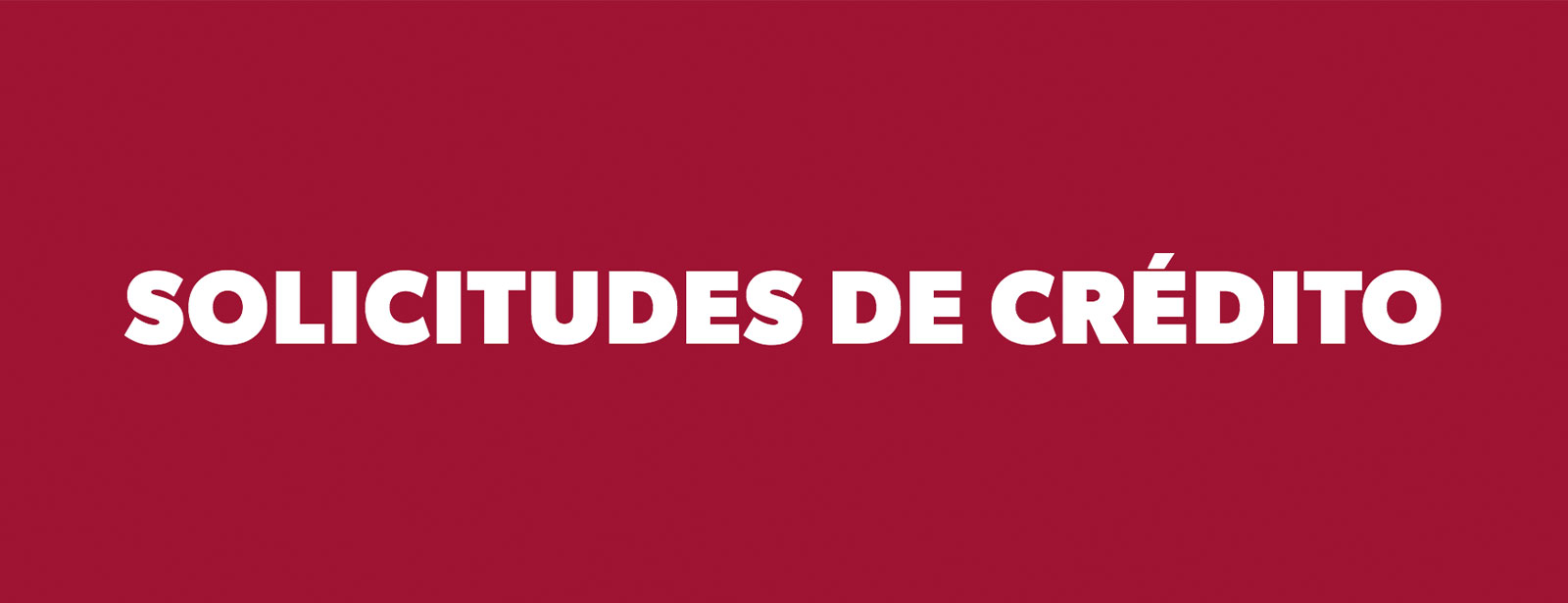 Solicitudes de crédito para Posgrados de la Universidad de los Andes