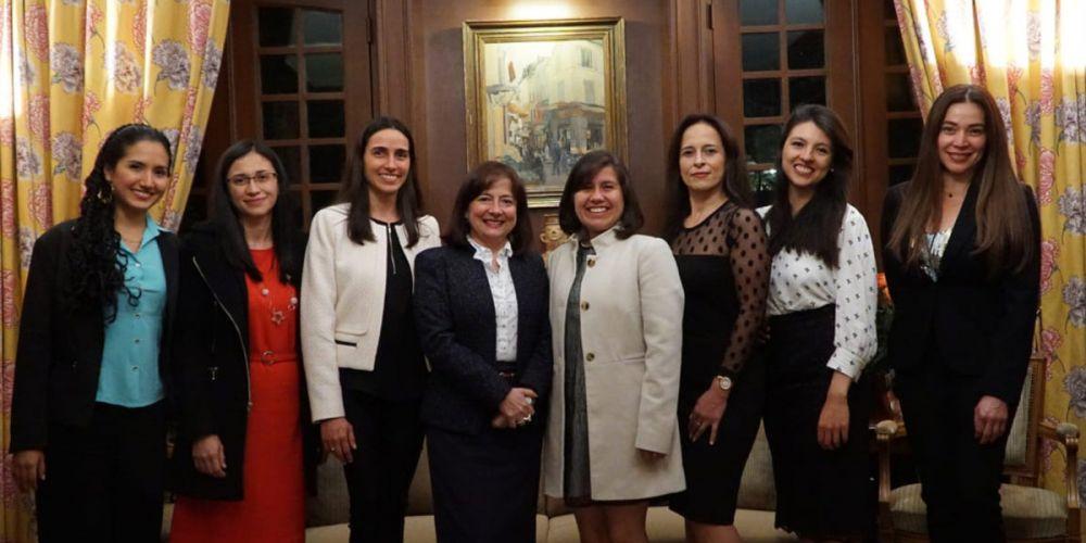 Premiación For Women In Science 2