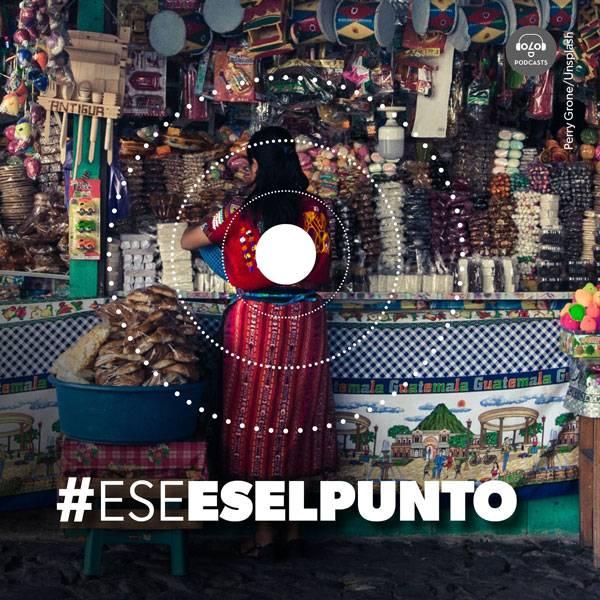 #Eseeselpunto podcast de la Universidad de los Andes