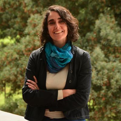 Docente María Jose Álvarez Rivadulla de la Universidad de los Andes