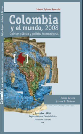 Colombia y el mundo, 2008