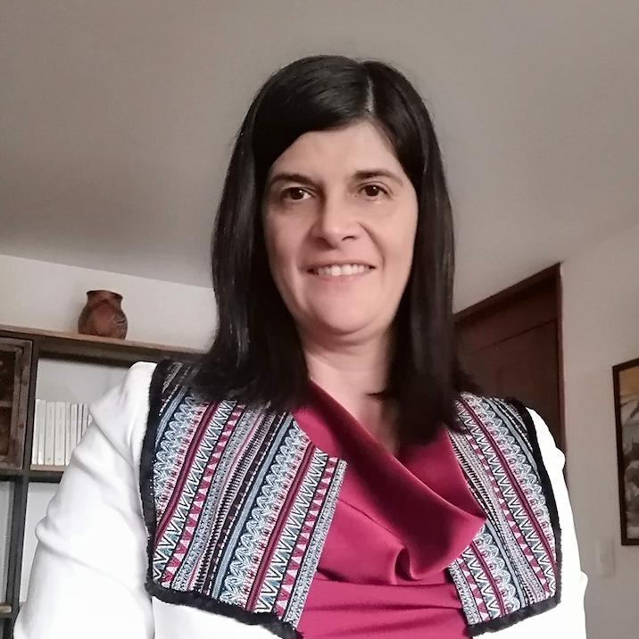 Diana María Agudelo de la Universidad de los Andes