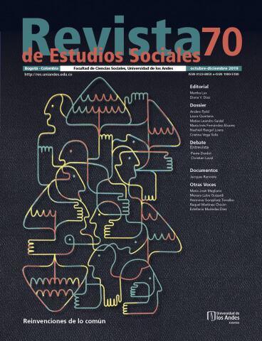 Revista de Estudios Sociales 70 de la Universidad de los Andes