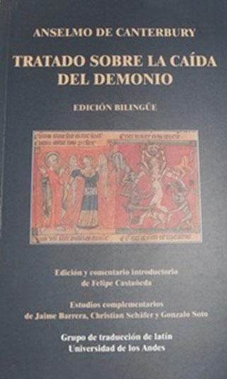 Publicación Tratado sobre la caída del demonio.