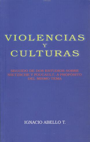 Publicación Violencias y culturas
