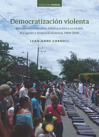 Publicación Democratización violenta.