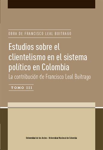 Estudios sobre el clientelismo en el sistema político en Colombia