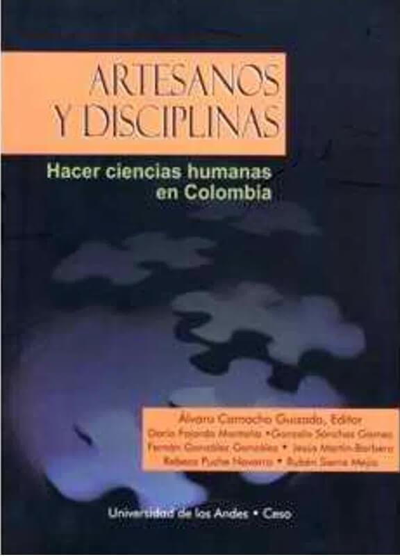 Publicación Artesanos y disciplinas