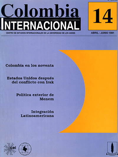 Colombiaint.1991.issue 14.largecover