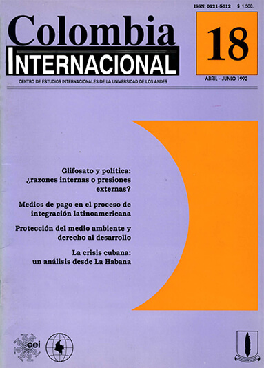 Colombiaint.1992.issue 18.largecover