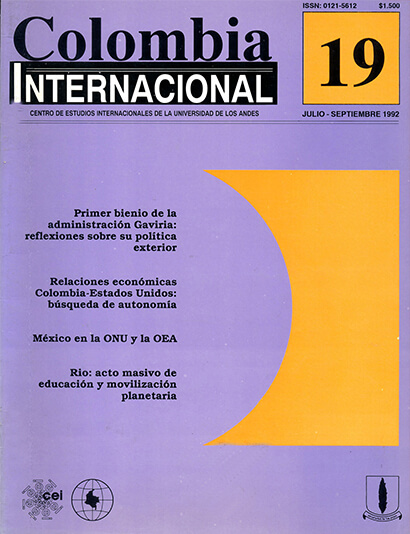 Colombiaint.1992.issue 19.largecover